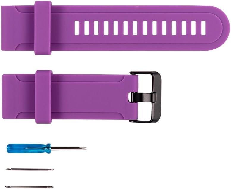 Malla para reloj Suunto Traverse  (violeta)