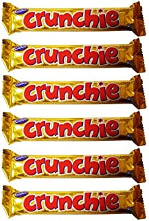 british candy crunchie