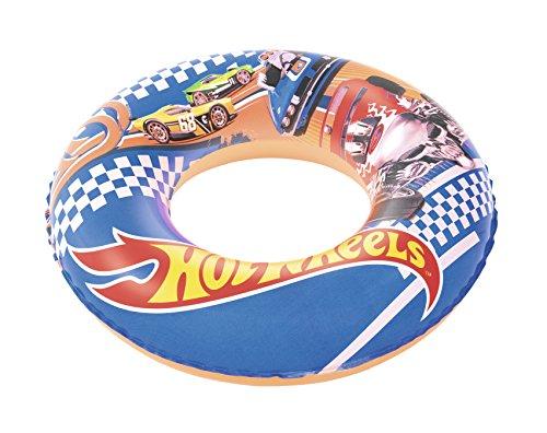 Bestway Hot Wheels zwemring 56 cm