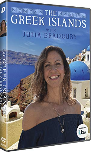 The Greek Islands with Julia Bradbury [DVD]