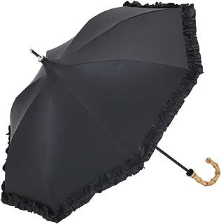 傘と日傘専門店リーベン 日傘 ブラック 50cm×8本骨 クールプラス 折りたたみ傘 遮熱 遮光 パゴダ LIEBEN-0511