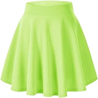 Best green mini skirt Reviews