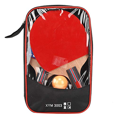Save %9 Now! Qiilu Table Tennis Bat, Beginner Entertainment Rudimental School Professional Training ...