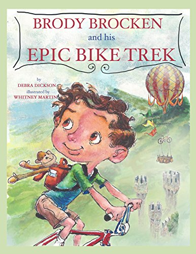 Brody Brocken and his Epic Bike Trek
