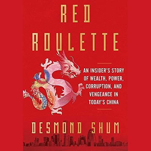Couverture de Red Roulette
