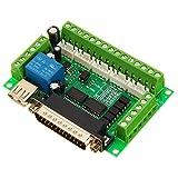 Módulo electrónico Tablero de interfaz CNC para motor de motor paso a paso MACH3 con cable USB 5...