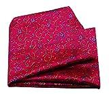 Peegli Vintage Women Designer Abstract Printed Saree Pink Silk Blend DIY Fabric Traditional Sari