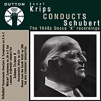 Josef Krips Conducts Schubert-the 1940's Decca 'k'