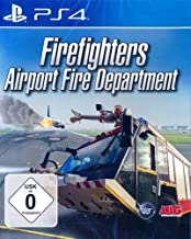Airport Feuerwehr - Die Simulation (PlayStation PS4)