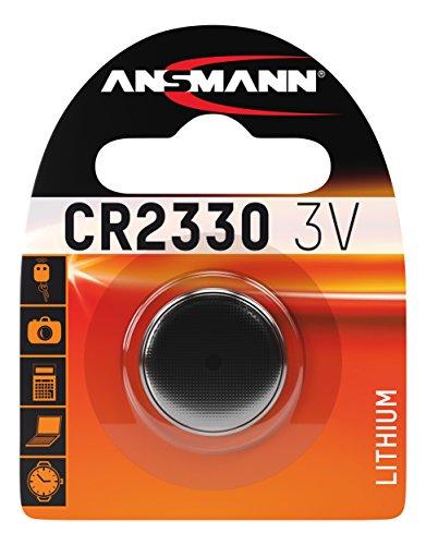 ANSMANN 1516-0009 Knofpzelle Batterie Lithium CR 2330 - 3V