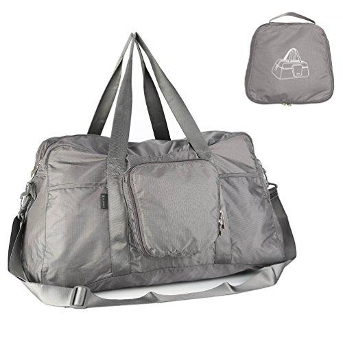 OLEADER 40L Bolso de Viaje Plegable Duffel Bolso de Deporte Ligero para el Equipaje de Vacaciones de Gimnasio