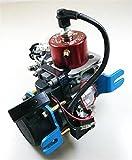 Nouvelles CRRCPRO 26CC refroidi par eau moteur à essence pour RC bateaux 3300-18000rpm