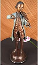 Best mozart bronze sculpture Reviews
