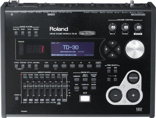Roland Drum Sound Module TD-30