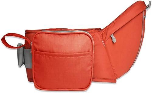 Porte bébé kangourouTT   sling taille tabouret tenir bébé taille tabouret bébé poches sac de poche ensemble quatre saisons multifonctionnel assis tabouret tenir un artefact un,A