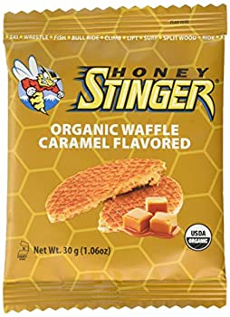 HONEY STINGER Organic Caramel Waffle 1 OZ
