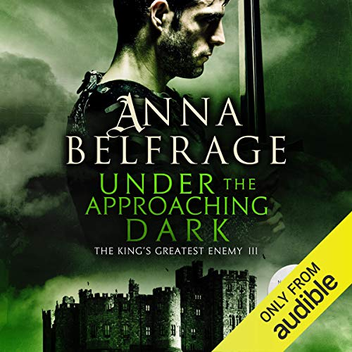 Under the Approaching Dark audiobook cover art