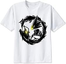 My Hero Academia T Shirt Tokoyami Dark Shadow – Boku No Hero Cosplay Plus Ultra