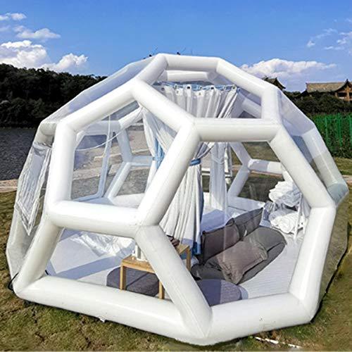 HIMA Monkey Panorama Lounge Bubble Haus Transparentes Zelt Aufblasbar Camping im Freien Reisen Sternenhimmel Villa