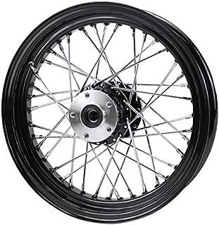 Black Rear 40 Spoke Wheel 16