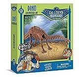 Geoworld–Apatosaurus Skeleton Figure (deqube Trading S.L. cl1673K)