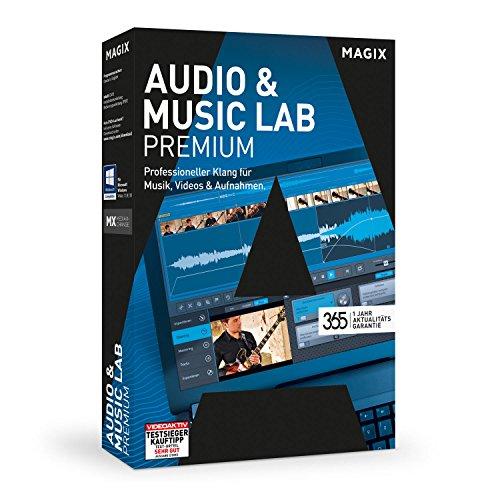 MAGIX -  Audio & Music Lab