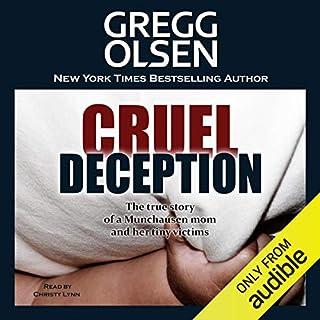 Cruel Deception audiobook cover art