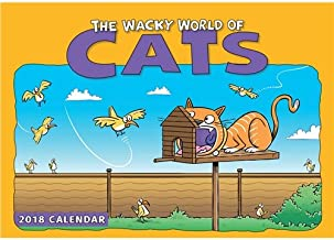 Wacky World of Cats 2018 A4 (A4 Appointment)