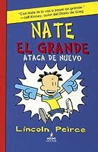 Nate El Grande Ataca De Nuevo (Big Nate Strikes Again) (Turtleback School & Library Binding Edition) (Big Nate (Harper Collins)) (Spanish Edition)