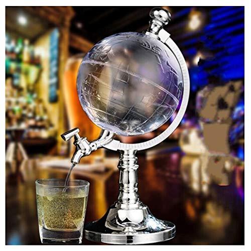 Haoshangzh55 Bomba De La Cerveza del Dispensador del Agua De La Personalidad Bar Mini Bebidas Vino De La Máquina Set Vino Vino Pistola Torre De Cerveza De La Barra Máquina para El Partido De Bebidas
