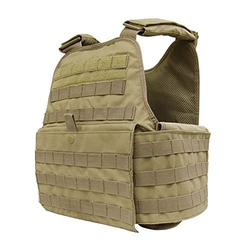 Condor Operator Plate Carrier Coyote