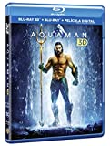 Aquaman Blu-Ray 3d + 2d [Blu-ray]