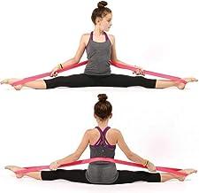 208cm Natuurlijk Latex Ballet Fysio Weerstandsbanden Fitness Danslus Bodybulding Yoga Oefening Fitnessapparatuur Trektouw ...
