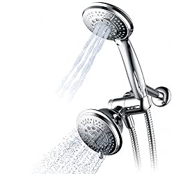 Hydroluxe hand held shower combo