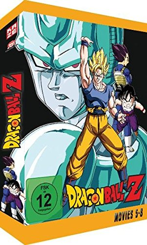 Dragonball Z - Movies - Vol.2 - [DVD]