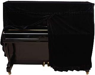 Full Piano Cover, 5 Colors Fashionable Pleuche Upright Piano