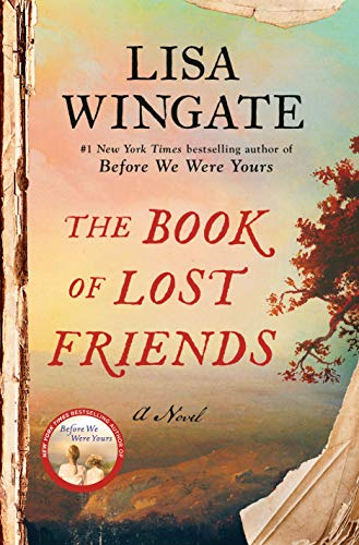 The Book of Lost Friends: A Novel by [Lisa Wingate]
