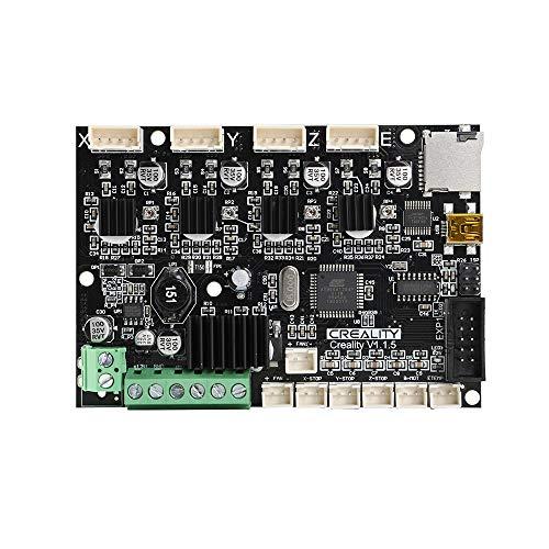 Creality 3D Upgrade Motherboard V1.1.5 Silent Mainboard Control Ersatz mit TMC2208 Treiber für Ender 3/3 Pro/5 3D-Drucker