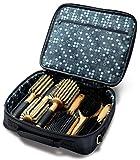 Sam Villa Signature Series 6-Piece Brush Set with Case, 1 ct.