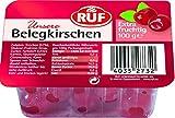 RUF Rote Cocktailkirschen extra fruchtig und alkoholfrei, 1x 100g (Lebensmittel & Getränke)