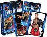 AQUARIUS WWE Evolution Divas Playing Cards