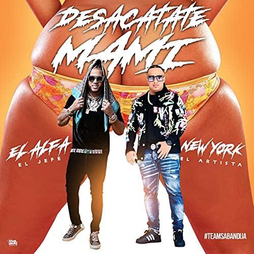 New York el Artista feat. El Alfa el Jefe