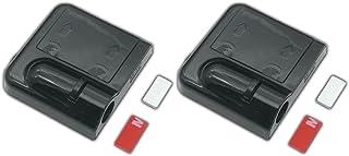 2 pcs Tegu Espresso Logo Wireless Projector Door Opening Light with Door Sensor