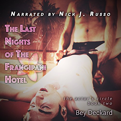 The Last Nights of the Frangipani Hotel audiobook cover art