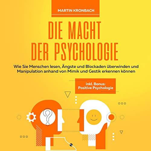 Die Macht der Psychologie Titelbild