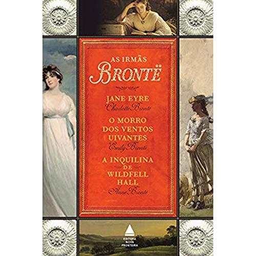 As Irmãs Brontë - Box Com 3 Livros