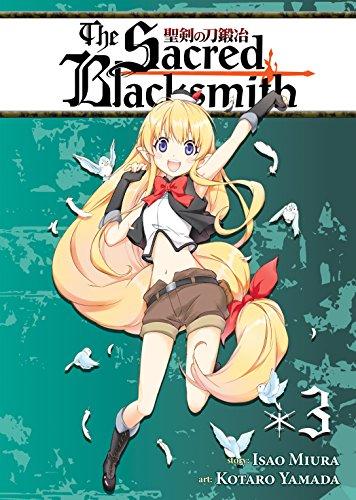 The Sacred Blacksmith Vol. 3 (English Edition)