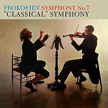 Prokofiev: Classical Symphony / Symphony No. 7
