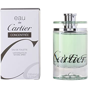 Eau De Cartier by Cartier Concentrate EDT Spray 3.3 oz