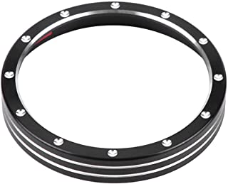 Chrome instrument rings rings for instrument display . Akhan TR10VW03